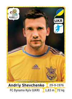 Vetran footballer Andriy Shevchenko trumped Zlatan Ibrahimovic on Monday, scoring two great headers to give Ukraine a 2-1 win over Sweden at the European Championship. After Ibrahimovic had given Sweden the lead in the 52nd minute, Shevchenko responded by heading in the equalizer just three minutes later and then added the winner in the 62nd. Shevchenko is already a national icon in Ukraine and carried the hopes of the team going into the tournament. He didn't disappoint.