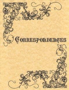 Correspondences Divider Page for Book of Shadows, Wicca Poster, BOS Pages