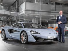 This legendary supercar company just reached a major milestone