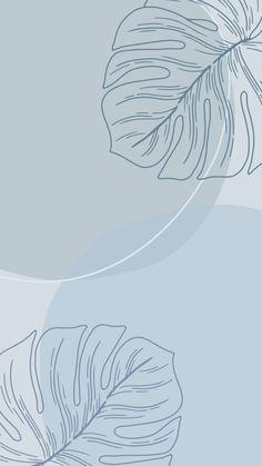 Aesthetic wallpaper blue
