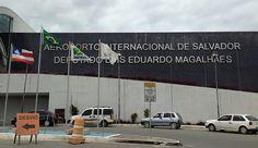 FOTOS - Obras Aeroporto Luis Eduardo Magalhães - Salvador-Bahia-Brasil (17-09-2013)