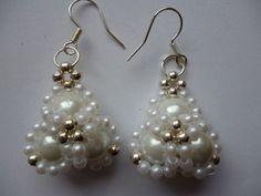 eBay Pearl Earrings, Drop Earrings, Pearls, Shopping, Ebay, Jewelry, Fashion, Jewellery Making, Moda