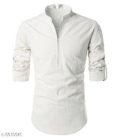 Kurtas Vida Loca Green Color Cotton Designer Kurta For Men Fabric: Cotton Sleeve Length: Long Sleeves Pattern: Solid Multipack: 1 Sizes: S (Chest Size: 38 in Length Size: 29 in)  XL (Chest Size: 44 in Length Size: 30 in)  L (Chest Size: 42 in Length Size: 29.5 in)  M (Chest Size: 40 in Length Size: 29 in) Country of Origin: India Sizes Available: S, M, L, XL   Catalog Rating: ★4 (497)  Catalog Name: Stylish Latest Men Kurta CatalogID_839911 C66-SC1200 Code: 524-5610541-