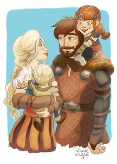 """davinciblr: """" Soo…this movie was everything and I cried so much when it ended. I haven't made fanart yet because I didn't want to spoil anything, but I think enough time has passed since the movie was released, so here you have the whole family of. Dreamworks Dragons, Disney And Dreamworks, How To Train Your, How Train Your Dragon, Live Action, Hiccup And Astrid, Dragon Rider, Disney Cartoons, Comics"""