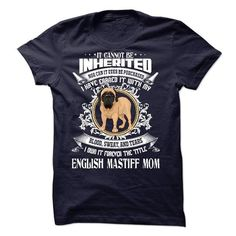 ENGLISH MASTIFF T Shirts, Hoodies. Get it here ==► https://www.sunfrog.com/Pets/ENGLISH-MASTIFF-37940543-Guys.html?57074 $22