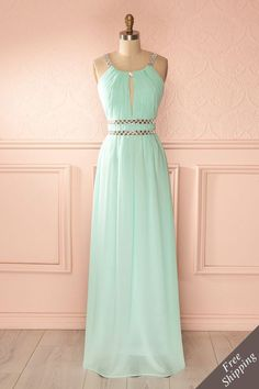 Charming Prom Dress,Chiffon Chiffon Prom Dress,Floor Length Prom