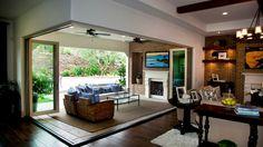 indoor outdoor living solutions - Google Search