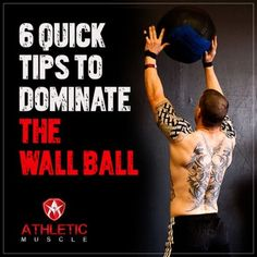 "I wish I would have seen this article before trying ""Karen"" the other day. Great  tips to improve wall balls."