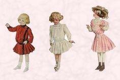 Edwardian Childrens Wear..