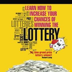 Richard Lustig, grand prize lotto winner discusses tricks and techniques for hitting the jackpot. Lottery Book, Lotto Lottery, Lottery Strategy, Lottery Tickets, Florida Lottery Winners, Lotto Winners, Winning The Lottery, Lotto Games, Lottery Numbers