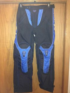 PAINTBALL  Proto Menace Pant - Blue - medium
