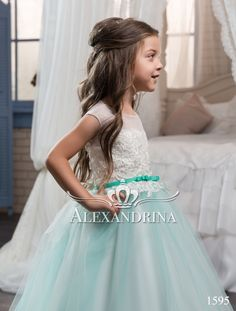 cd64a2fddaac Wedding Party Holiday Bridesmaid Communion Lace Tulle  flowergirldresses   flowergirldress  flowerdress  firstcommunion