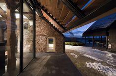 MAAS ARCHITECTEN BV (Project) - Verbouw boerderij tot woonhuis - PhotoID #210015 - architectenweb.nl