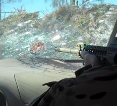 Tactical-Life.com » Engaging Targets Through The Windshield