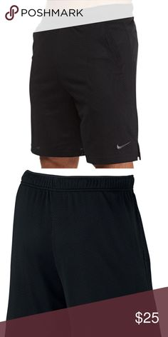 d2a3dce53 NIKE MEN'S SIZE 2XL DRI-FIT MESH TRAINING SHORT Sellers Note A 16 Men's Nike