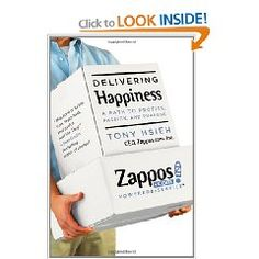 'Delivering Happiness: A Path to Profits, Passion, and Purpose,' by Tony Hsieh - Most of us are familiar with Zappos... but the story of how it came to be and grew into the business it is today is a unique entrepreneurial story that's as engaging as any industrial thriller!