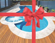 How about something spectacular for the holidays?  Like your own composite fiberglass swimming pool from Leisure Pools? Read more at http://www.leisurepoolsusa.com/pool-ideas/why-pools-make-the-perfect-holiday-gift.