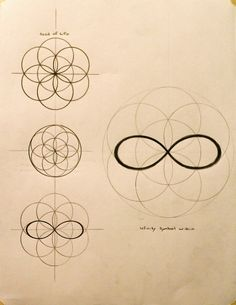 history, sacred geometry has been expressed in music, architecture,  observed in the natural world. .  4
