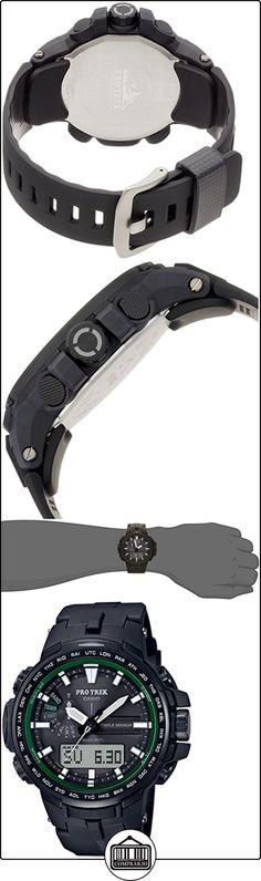 CASIO PROTREK RM serie PRW-S6100Y-1JF MENS  ✿ Relojes para hombre - (Lujo) ✿