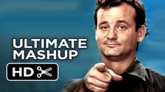 """I LOVE THIS GUY!!!!!  """"The Best of Bill Murray - Ultimate Movie Mashup (2014)"""""""