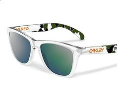 Eric Koston x Oakley Frogskins Sunglasses 2014 Edition