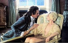 Barry Lyndon by Stanley Kubrick. (Marisa Berenson and Ryan O'Neal) http://www.imdb.com/title/tt0072684/