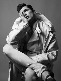 SEAN O'PRY for ESQUIRE SERBIA – FASHIONOXIC – Fashion Models Music Lifestyle
