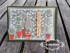 Glückwunschkarte Frame, Home Decor, Hydrangea, Cards, Homemade Home Decor, A Frame, Frames, Hoop, Decoration Home