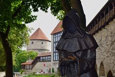 Tallinn, the gem of the Baltic: one day trip from Helsinki — ARW Travels One Day Trip, Cities In Europe, Back In Time, Helsinki, Old Town, Finland, Danish, Cathedral, King