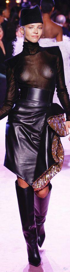 Fall 2017 Haute Couture Alexandre Vauthier