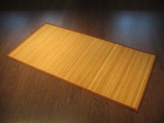 15 best alfombra images on Pinterest   Rugs  Area rugs and Bamboo floor Alfombra de bamb     140 x 70 cm
