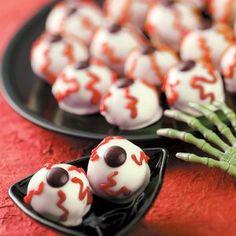 'Finger' Food Halloween Party