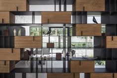 In Praise of Shadows / Pitsou Kedem Architects - Storage/Partition