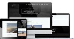 RokoPhoto Lite - WordPress free photography themes