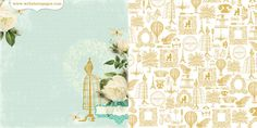 NEW! Postcards From Paris II! See the full reveal on the Webster's Pages blog!  http://websterspages.typepad.com/webstershome/2013/07/my-entry.html