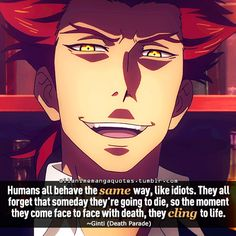 The source of Anime & Manga quotes - requested by nolaneminem28 FB | TWITTER | QUOTURES...