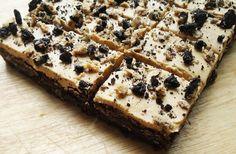 Peanut Butter Oreo Brownies recipe.