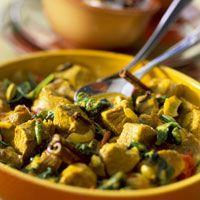 Découvrez la recette du curry d'agneau aux mille parfums