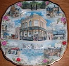 "Royal Albert -At Home with ""East Enders"" A tribute to a popular television Drama"