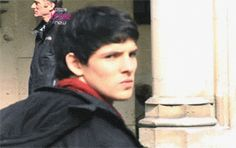Adorkable Colin Morgan is adorkable. gif Tumblr