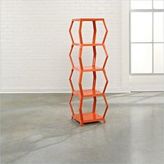 Sauder Soft Modern Tower Etagere and Bookcase, Orange Blush Sauder http://www.amazon.com/dp/B00GP1IMVC/ref=cm_sw_r_pi_dp_KK9owb1Z9KJE0