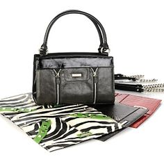 Miche Bags!  The last purse you will ever need :-)
