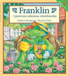 """Read """"Franklin Says I Love You"""" by Paulette Bourgeois available from Rakuten Kobo. A delightful storybook in the series that inspired the Franklin and Friends TV show! In this Franklin Classic Storybook,. Say Love You, My Love, Franklin And Friends, Franklin The Turtle, Turtle Book, Franklin Books, Valentines Day Book, Wiggles Birthday, Friend Book"""
