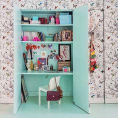 Home office | New York loft | House tour | PHOTO GALLERY | Livingetc | Housetohome.co.uk