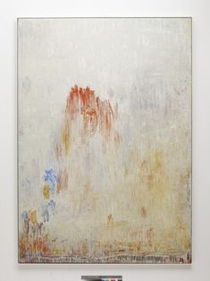 Christopher Le Brun. The Trial, 2012-2014. Oil on canvas, 94.49 x 66.93 in (240 x 170 cm). Courtesy of Friedman Benda and the Artist. Photograph: Stephen White.