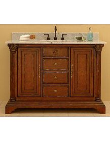 Bathroom Cabinets With Vanity