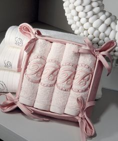 Blumarine Home Collection • Bath Linens - Biba