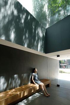 Optical Glass House by Hiroshi Nakamura  NAP