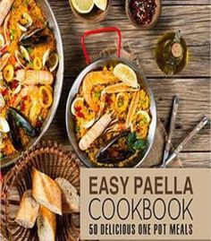 South american grill pdf cookbooks pinterest grilling easy paella cookbook 50 delicious one pot meals pdf forumfinder Choice Image