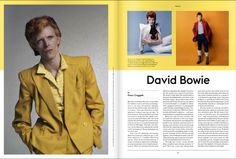 Esquire february 2016 uk #Music #Legend #Style #Fashion #magazine #design #Bowie